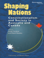 Shaping Nations