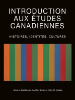 Introduction aux études canadiennes