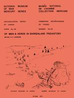 Of Men and Herds in Barrenland Prehistory