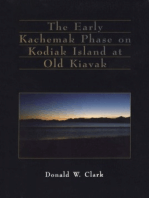 Early Kachemak Phase on Kodiak Island at Old Kiavak