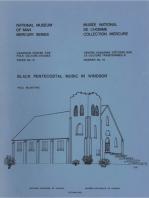 Black Pentecostal music in Windsor