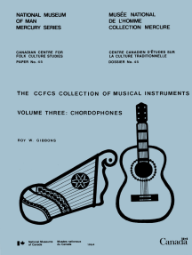 CCFCS collection of musical instruments: Volume 2: Idiophones and membranophones