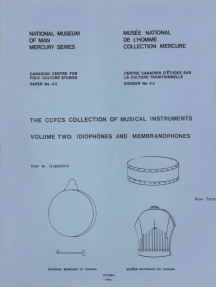 CCFCS collection of musical instruments: Volume 3: Cordophones
