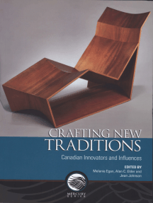 Crafting new traditions: Canadian innovators and influences