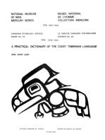 Practical dictionary of the Coast Tsimshian language