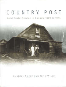 Country post: Rural postal service in Canada, 1880 to 1945