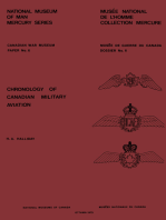 Chronology of Canadian military aviation