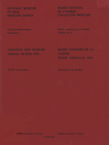 Canadian War Museum: annual review 1975