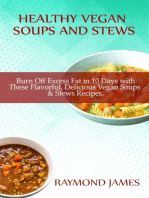 Vegan Soups and Stews Recipes