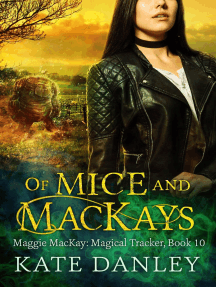 Of Mice and MacKays: Maggie MacKay:  Magical Tracker, #10