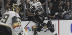 Vegas' Fleury, And Flurry, Push Kings To The Brink