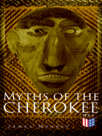 Myths of the Cherokee: Illustrated Edition