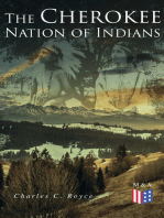 The Cherokee Nation of Indians