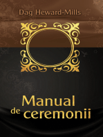 Manual De Ceremonii