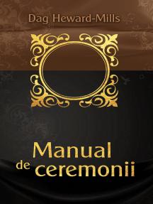 Manual De Ceremonii