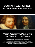The Night-Walker or, The Little Thief