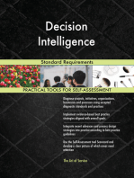 Decision Intelligence Standard Requirements
