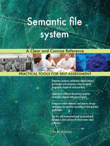 Semantic file system A Clear and Concise Reference