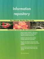 Information repository The Ultimate Step-By-Step Guide