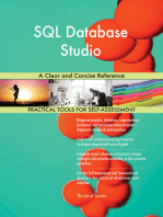 SQL Database Studio A Clear and Concise Reference
