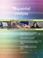 Sequential analysis A Clear and Concise Reference