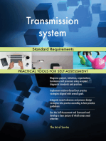Transmission system Standard Requirements