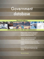 Government database Second Edition