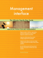 Management interface The Ultimate Step-By-Step Guide