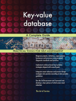 Key-value database A Complete Guide
