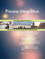 Process integration Standard Requirements