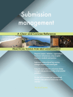 Submission management A Clear and Concise Reference