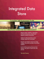 Integrated Data Store Complete Self-Assessment Guide