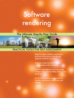 Software rendering The Ultimate Step-By-Step Guide