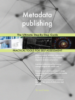 Metadata publishing The Ultimate Step-By-Step Guide