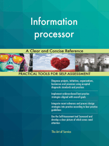 Information processor A Clear and Concise Reference