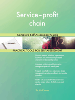 Service–profit chain Complete Self-Assessment Guide
