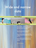 Wide and narrow data Third Edition