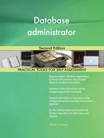 Database administrator Second Edition