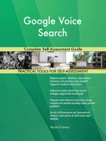 Google Voice Search Complete Self-Assessment Guide