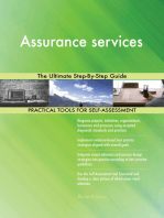 Assurance services The Ultimate Step-By-Step Guide