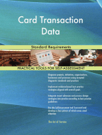 Card Transaction Data Standard Requirements