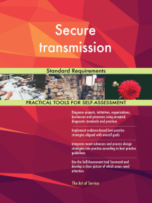 Secure transmission Standard Requirements
