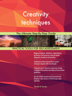 Creativity techniques The Ultimate Step-By-Step Guide