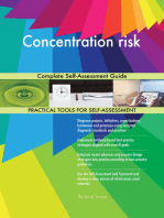 Concentration risk Complete Self-Assessment Guide