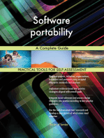 Software portability A Complete Guide