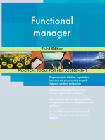 Functional manager Third Edition