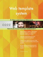 Web template system A Clear and Concise Reference