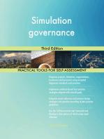 Simulation governance Third Edition