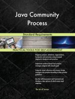 Java Community Process Standard Requirements