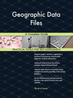 Geographic Data Files A Complete Guide